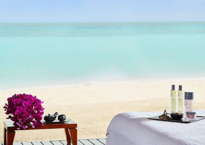 TOP 5 LUXURY SPAS IN THE MALDIVES